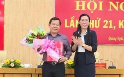 Công bố quyết định của Ban Bí thư về công tác cán bộ tại tỉnh Quảng Ngãi