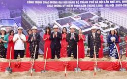 Khởi công xây dựng Nhà thi đấu đa năng gần 300 tỷ ở huyện Đông Anh phục vụ tổ chức SEA Games 31
