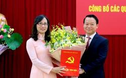Nhân sự mới tại TP Hà Nội, Yên Bái, Long An, Vĩnh Phúc, Thái Bình