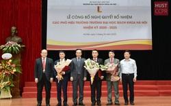 Trường Đại học Bách khoa Hà Nội bổ nhiệm ba Phó Hiệu trưởng