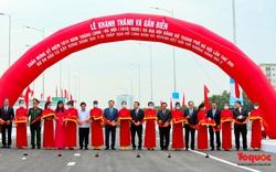 Thông xe cầu vượt thấp hồ Linh Đàm, cửa ngõ phía Nam Thủ đô sẽ được giảm tải