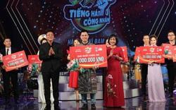 Thí sinh đến từ Sơn La đoạt ngôi quán quân Tiếng hát công nhân 2020