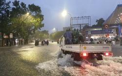 Huế ngập nặng, ghi nhận có trường hợp tử vong do mưa lũ