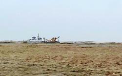 Quảng Trị tính phương án dùng trực thăng giải cứu thuyền viên gặp nạn trên biển