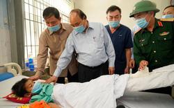 Thủ tướng yêu cầu miễn toàn bộ viện phí cho nạn nhân vụ sạt lở đất ở xã Trà Leng