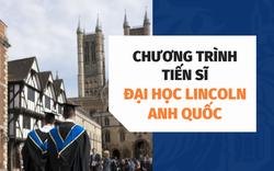 Cơ hội nhận bằng tiến sĩ của Anh quốc ngay tại Việt Nam