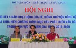 Thứ trưởng Trịnh Thị Thủy: Không ngừng nghiên cứu,  sáng tạo để nâng cao hiệu quả hoạt động của hệ thống thư viện