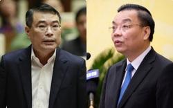 Quốc hội chính thức miễn nhiệm ông Chu Ngọc Anh, Lê Minh Hưng