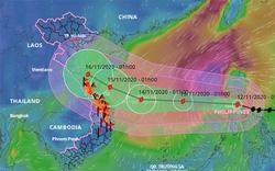 Bão 13 dự báo đi vào Bắc và Trung Trung bộ: Thủ tướng yêu cầu tập trung ứng phó