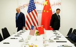 Thêm đòn mạnh tay của Mỹ ép căng với quân đội Trung Quốc