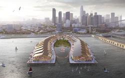 Những kiến trúc đỉnh cao trên thế giới thách thức biến đổi khí hậu
