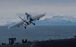 Chạy đua quân sự Mỹ, Nga khiến Bắc cực