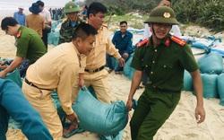 Thủ tướng yêu cầu tập trung ứng phó khẩn cấp bão số 13