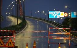 Bão số 13: Đà Nẵng phong tỏa các cây cầu, đường phố vắng người