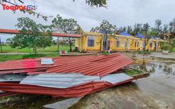 Thừa Thiên Huế huy động tổng lực khắc phục hậu quả bão số 13