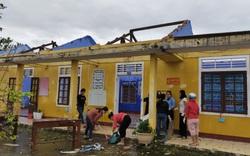 Các tỉnh miền Trung chịu nhiều thiệt hại do bão số 13