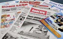 Báo động nạn vi phạm bản quyền tác phẩm báo chí