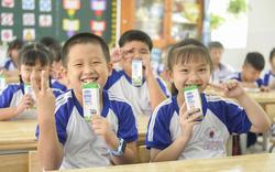 Chương trình sữa học đường TP Hồ Chí Minh mở rộng đến 24 quận, huyện