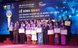 Vinh danh các doanh nghiệp và cá nhân tiêu biểu của Du lịch Việt Nam năm 2019