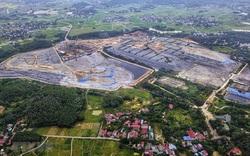 Khu liên hợp xử lý chất thải Sóc Sơn: Khối lượng nước rác tồn đã giảm khoảng 26.000 m3