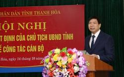 Bổ nhiệm Giám đốc Sở Giáo dục và Đào tạo Thanh Hoá