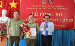 Ông Phạm Ngọc Sơn giữ chức Quyền Cục trưởng Cục QLTT Khánh Hòa