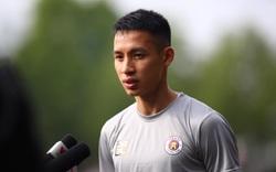 Tân binh Geovane ra mắt Hà Nội FC trong ngày hội quân