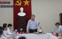 Quảng Nam cần chú trọng phát triển du lịch bền vững, bảo vệ tài nguyên, môi trường và di sản