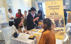 Các doanh nghiệp du lịch gặp gỡ, ký kết sản phẩm du lịch