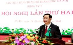 Hội nghị lần thứ 2 BCH Đảng bộ TP Hà Nội: Bàn định hướng cho trước mắt và cả nhiệm kỳ