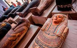 Ai Cập: Loạt phát hiện khảo cổ