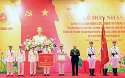 Thủ tướng trao danh hiệu Anh hùng tặng Cục An ninh điều tra Bộ Công an