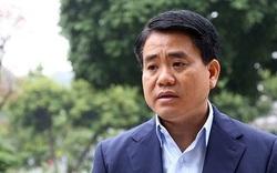 Sáng nay, cựu Chủ tịch Hà Nội Nguyễn Đức Chung hầu tòa