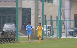 Quang Hải bị đau nhẹ, bỏ lỡ buổi tập cùng đội tuyển quốc gia