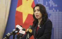 Bộ Ngoại giao lên tiếng về thông tin chính sách quản chế tự do báo chí tại Việt Nam