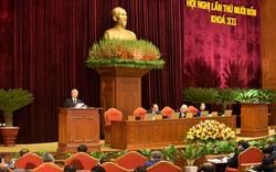 Bỏ phiếu giới thiệu nhân sự Bộ Chính trị, Ban Bí thư khóa XIII