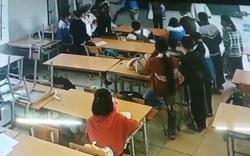 Tạm đình chỉ Hiệu trưởng trường THCS Tân Bình từ ngày 21/12