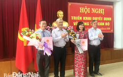 TP HCM, Nghệ An, Lai Châu, Đồng Nai kiện toàn công tác cán bộ