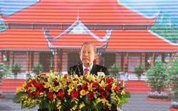 Phó Thủ tướng Thường trực dự lễ khánh thành Di tích lịch sử quốc gia khu vực Đồn Long Khốt