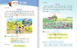 Công bố tài liệu điều chỉnh ngữ liệu sách giáo khoa Tiếng Việt 1 bộ sách Cánh Diều