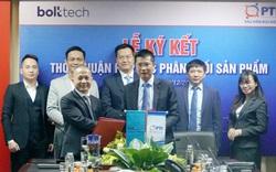 PTI ký kết hợp tác với Bolttech