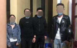 CSGT Đà Nẵng phát hiện nhóm người Trung Quốc nhập cảnh trái phép