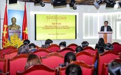Thứ trưởng Hoàng Đạo Cương: Trung tâm CNTT cần coi trọng hai nhiệm vụ CNTT và truyền thông