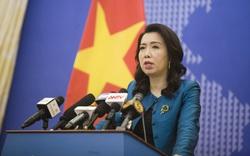 Bộ Ngoại giao thông tin mới nhất về chương trình tiêm chủng vaccine phòng Covid-19 ở Việt Nam