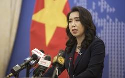 Bộ Ngoại giao thông tin tạm ngưng các chuyến bay thương mại đưa công dân về nước