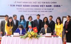 """Phát hành bộ tem """"Tem phát hành chung Việt Nam-Cuba"""""""
