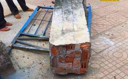 Cổng trường sập đè chết học sinh: Giám đốc Sở GDĐT nhận thiếu sót