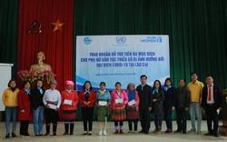 UN Women hỗ trợ 600 hộ nghèo và phụ nữ dân tộc thiểu số tại Lào Cai