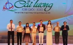 Cuộc thi tài năng trẻ diễn viên Cải lương toàn quốc - 2020: Nhiều tài năng được hé lộ