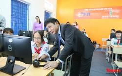 PTI hỗ trợ thiết bị giảng dạy công nghệ hiện đại cho nhiều trường học